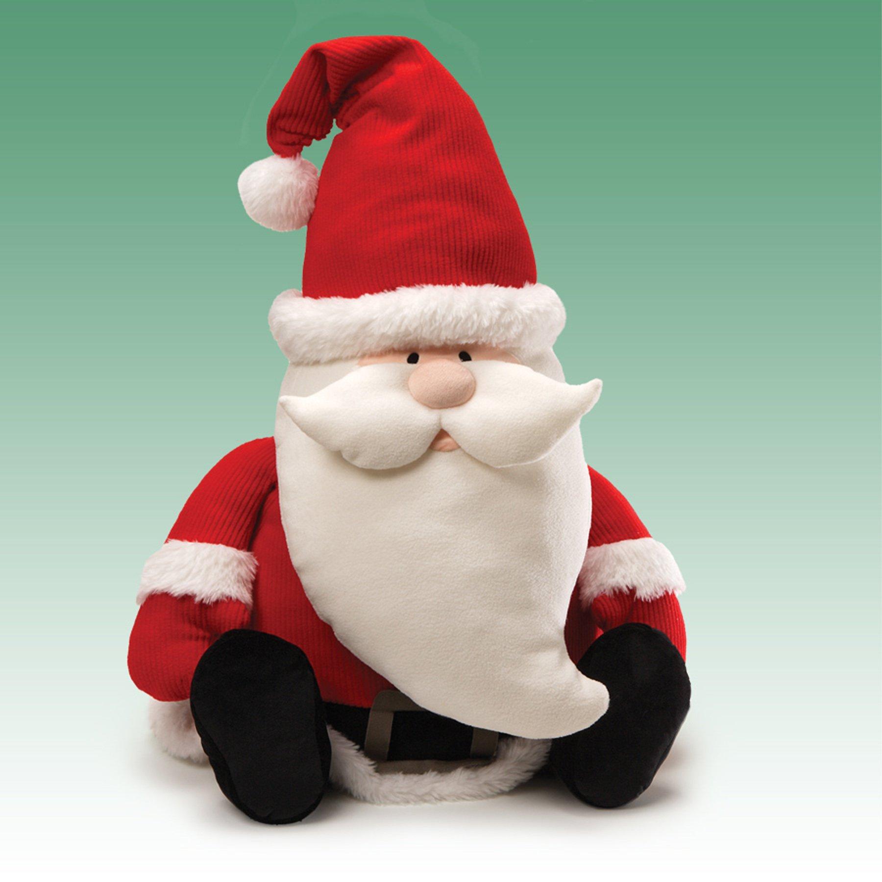 GUND Christmas Santa Clause Plush