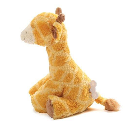 f0cfcd554a996 Baby Gund Tucker Giraffe Keywind Musical - Natures Collection Soft ...