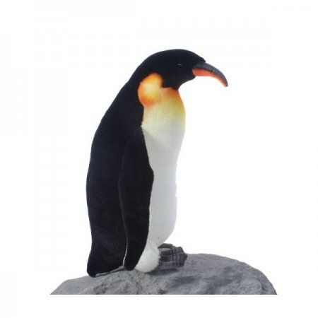 "3/"" Black Gund Peppy Penguin"